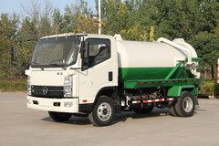 凯马 凯捷M3 110马力 4X2 吸污车(KMC5086GXWA33D5)