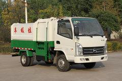 凯马 福来卡 95马力 4X2 自装卸式垃圾车(KMC5041ZZZA28D5)