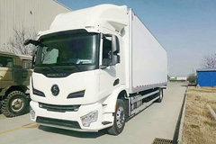 陕汽重卡德龙L6000载货车图片