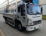 比亚迪T5 4.5吨 4.1米单排栏板纯电动轻卡(BYD104014BBEV)