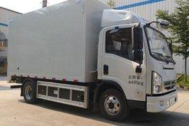 比亚迪T5 4.5吨 4.03米单排厢式纯电动轻卡