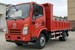 三龙龙江 160马力 4X2 3.4米自卸车(CZW3040-E5)