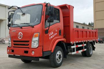 三龙龙江 116马力 4X2 3.4米自卸车(CZW3041-E5)