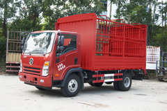 三龙龙江 125马力 4X2 3.58米单排仓栅式轻卡(CZW5040CCY-E5) 卡车图片