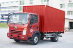三龙龙江 143马力 4X2 3.38米单排厢式轻卡(CZW5040XXY-E5)