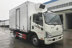解放 J6F 150马力 4X2 4.13米冷藏车(CA5089XLCP40K62L2E5A84)