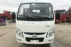 跃进 小福星S50Q 1.5L 110马力 汽油 3.05米双排栏板微卡(SH1032PEGBNS) 卡车图片