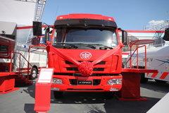 解放 奥威(J5P)重卡 310马力 6X2 LNG牵引车(CA4252P2T3EM) 卡车图片