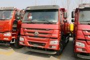 中国重汽 HOWO重卡 380马力 8X4 8.5米自卸车(ZZ3317N4667E1)