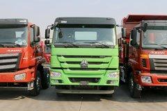 中国重汽 HOWO重卡 380马力 8X4 6.2米自卸车(ZZ3317N3267E1) 卡车图片