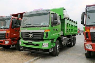 福田 欧曼ETX 9系重卡 375马力 6X4 6米垃圾自卸车(BJ5253ZLJ-AD)