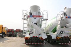 中国重汽 HOWO重卡 380马力 8X4 5.7方搅拌车(12档)(ZZ5317GJBN3667E1)