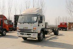 江淮帅铃 威司达W570中卡 180马力 4X2 7.66米厢式载货车(HFC5162XXYP70K1E3V) 卡车图片
