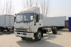 江淮帅铃 威司达W500中卡 160马力 4X2 6.8米厢式载货车(HFC5162XXYP70K1E1V) 卡车图片