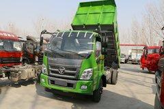 福田 瑞沃E3(金刚升级) 工程型 117马力 3.5米自卸车(BJ3046D9PDA-1) 卡车图片
