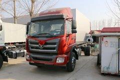 福田 瑞沃Q5 168马力 4X2 6.7米仓栅式载货车(BJ5165CCY-FC) 卡车图片