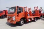 三环十通 T3创客 130马力 4X2 4.15米平板运输车(STQ5041TPBN5)