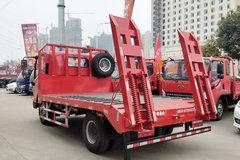 解放 虎VH 130马力 4X2 4.21米平板运输车(CA5041TPBP40K2L1E5A84) 卡车图片