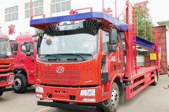 湖北程力 220马力 4X2 车辆运输车(解放 J6L)(CLW5160TCLC5)