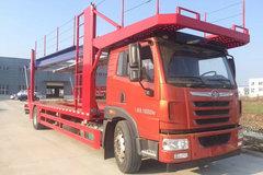 湖北程力 320马力 4X2 车辆运输车(解放 悍V)(CLW5180TCLC5)