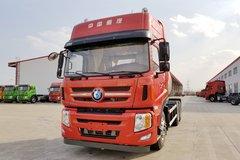 重汽王牌 W5G重卡 430马力 6X4 LNG牵引车(CDW4250A1T5L) 卡车图片