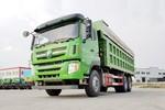 重汽王牌 W5G重卡 380马力 6X4 6.8米自卸车(CDW5251ZLJA2S5)