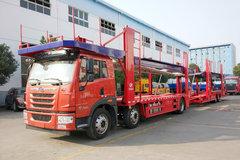 湖北程力 320马力 6X2 车辆运输车(解放 悍V)(CLW5221TCLC5)