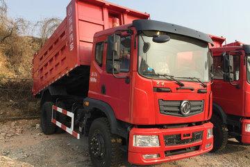 东风华神 T3 160马力 4X2 3.8米自卸车