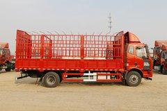 一汽解放 J6L中卡 质惠版 180马力 4X2 6.8米仓栅式载货车(CA5160CCYP62K1L4E5) 卡车图片