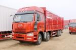 一汽解放 J6P 420马力 8X4 9.5米仓栅式载货车(CA5310CCYP66K24L7T4E6)图片