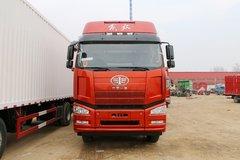 一汽解放 J6P重卡 350马力 8X4 9.5米仓栅式载货车(CA5310CCYP66K2L7T4E5)
