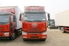 一汽解放 J6M重卡 280马力 6X2 9.5米仓栅式载货车(CA5250CCYP63K1L6T3A1E5)