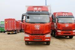 一汽解放 J6M重卡 280马力 6X2 9.35米厢式载货车(CA5250XXYP63K1L6T3E5) 卡车图片