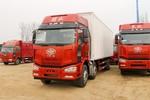 一汽解放 J6M重卡 280马力 6X2 9.35米厢式载货车(CA5250XXYP63K1L6T3E5)图片