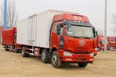 一汽解放 J6M重卡 280马力 6X2 9.35米厢式载货车(CA5250XXYP63K1L6T3E5)