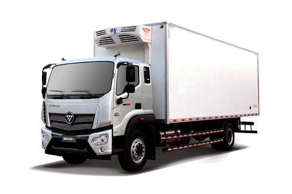 福田瑞沃ES5冷藏车火热促销中 让利高达3.5万