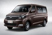 长安轻型车 睿行M70 2018款 舒适型 116马力 1.5L平顶背掀门CNG轻客