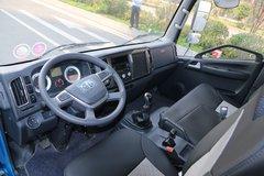 解放 J6F 130马力 4.21米单排轻卡底盘(6档)(CA5046XXYP40K2L1E5A84-3) 卡车图片
