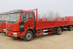 一汽解放 J6L中卡 180马力 4X2 6.8米栏板载货车(8档)(CA1160P62K1L4E5) 卡车图片
