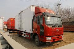 一汽解放 J6L中卡 180马力 7.7米厢式载货车(8档)(CA5160XXYP62K1L5E5) 卡车图片