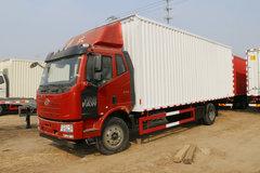 一汽解放 J6L中卡 180马力 7.7米厢式载货车(8挡)(CA5160XXYP62K1L5E5) 卡车图片