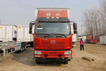 一汽解放 J6L重卡 240马力 4X2 9.7米厢式载货车(CA5180XXYP62K1L7E5)