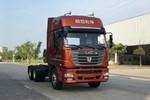 联合卡车 E336重卡 336马力 6X4 LNG牵引车(QCC4252N654M)图片