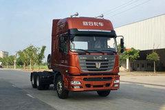 联合卡车 E336重卡 336马力 6X4 LNG牵引车(QCC4252N654M) 卡车图片