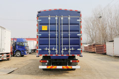 福田 欧曼ETX 6系重卡 245马力 6X2 9.53米仓栅式载货车(京五)(BJ5257CCY-XA) 卡车图片
