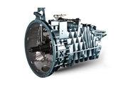 中国重汽HW25712XSTCL 12挡 手动挡变速箱