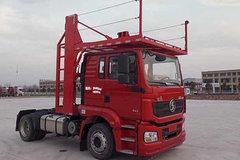 陕汽重卡 德龙新M3000 340马力 4X2牵引车(SX5180TBQMB1) 卡车图片