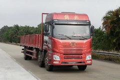 青岛解放 JH6重卡 320马力 6X2 9.5米栏板载货车(CA1250P26K1L7T3E5A80)