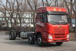 青岛解放 JH6重卡 320马力 6X2 载货车底盘(CA1250P26K1L7T3BE5A80)图片