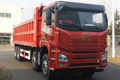 青岛解放 JH6重卡 430马力 8X4 7.8米自卸车(CA3310P27K15L5T4E5A80) 卡车图片